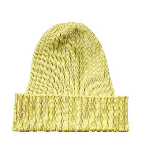 Yellow Zissou Merino