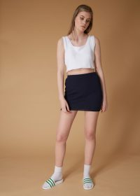 Patti Skirt Navy